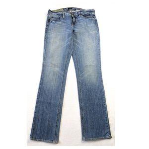 J. CREW Matchstick Jeans Size 29